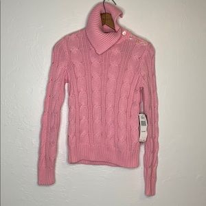 NWT Lauren Ralph Lauren sweater